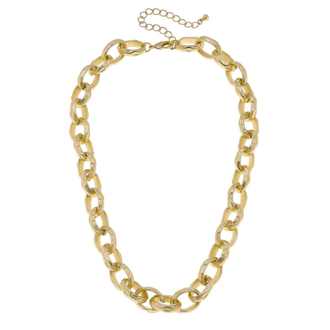 The Hudson Chain Link Necklace