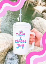 Load image into Gallery viewer, Today I Choose Joy Thermo Jug
