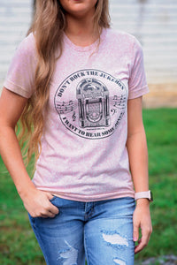 Don't Rock the Jukebox Graphic Tee