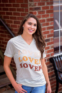 Lover Lover Graphic Tee