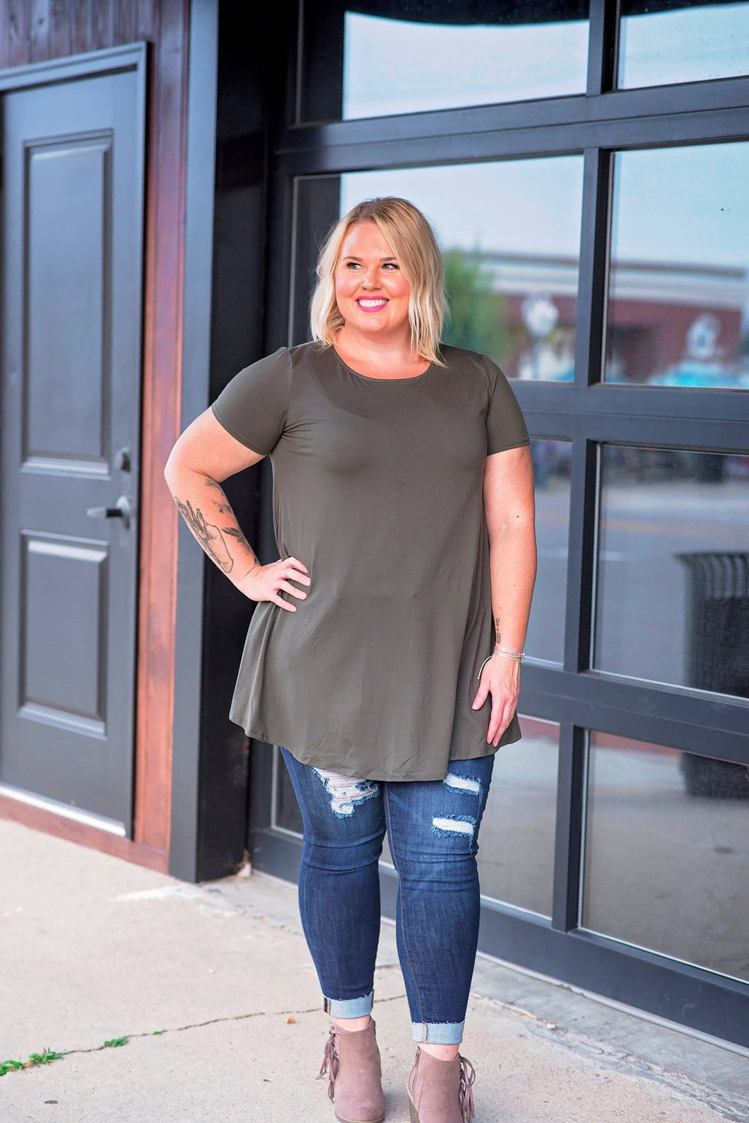 The Lucy Tunic