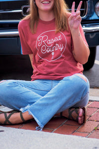 Raised Country Graphic Tee
