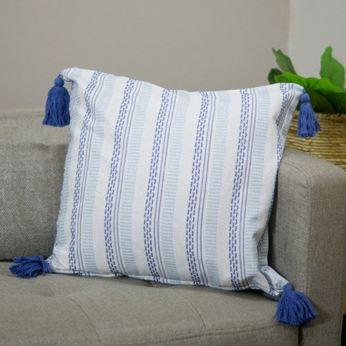 All Over Stripes Pillow Cover
