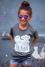 Load image into Gallery viewer, Kids South + Main Graphic Tee