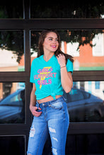 Load image into Gallery viewer, Girls Support Girls Graphic Tee
