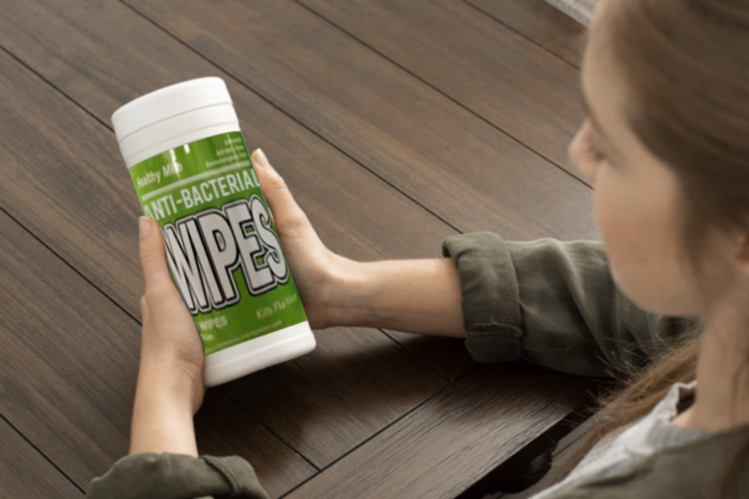 All Purpose Wet Wipes
