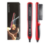 Multifunctional hair or beard straightner comb