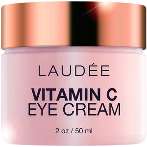 LAUDEE Organic Vitamin C Eye Cream