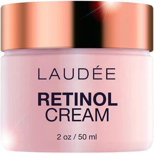 LAUDEE Retinol Day Cream (2oz)