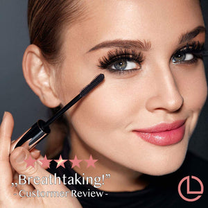 LAUDEE Waterproof Mascara Black