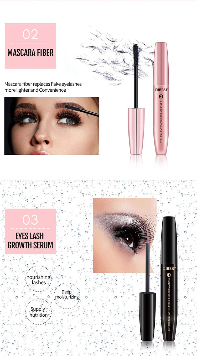 All In One Mascara Set