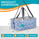 Load image into Gallery viewer, Portable Baby Diaper Caddy Organizer
