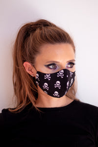 Men and women face masks available