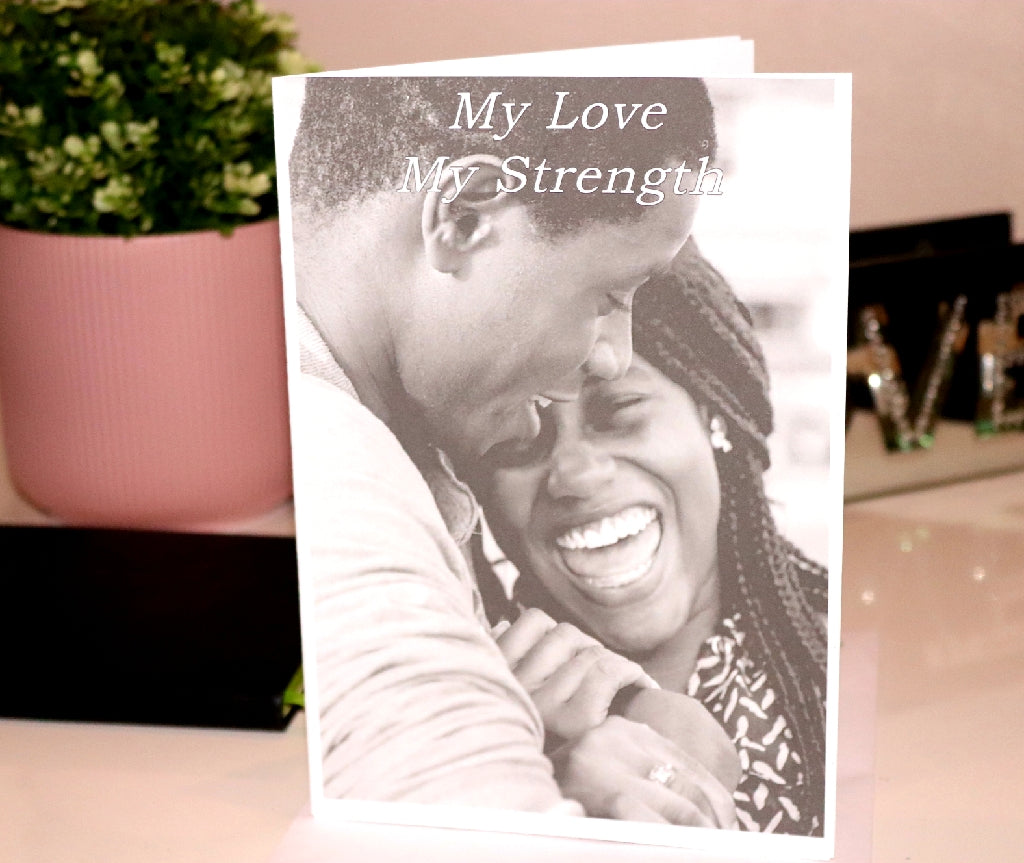 My love, My Strength - Divine Poetry