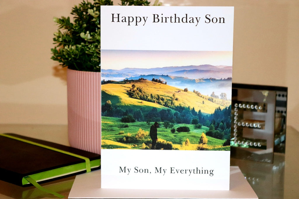 Happy Birthday Son - Divine Poetry