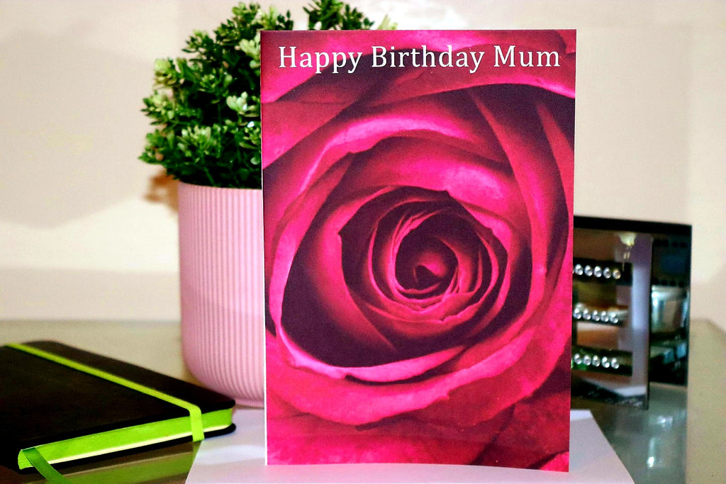 Happy Birthday Mum - Divine Poetry