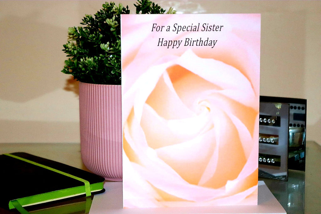 Happy Birthday Sister - Divine Poetry