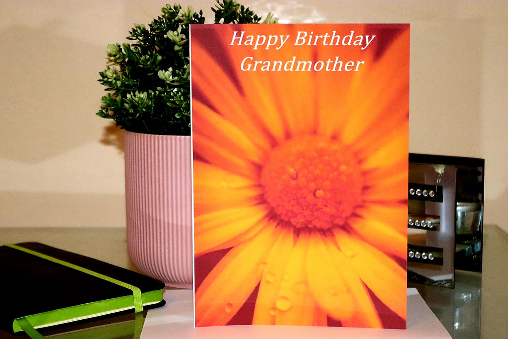 Happy Birthday Grandmother - Divine Poetry