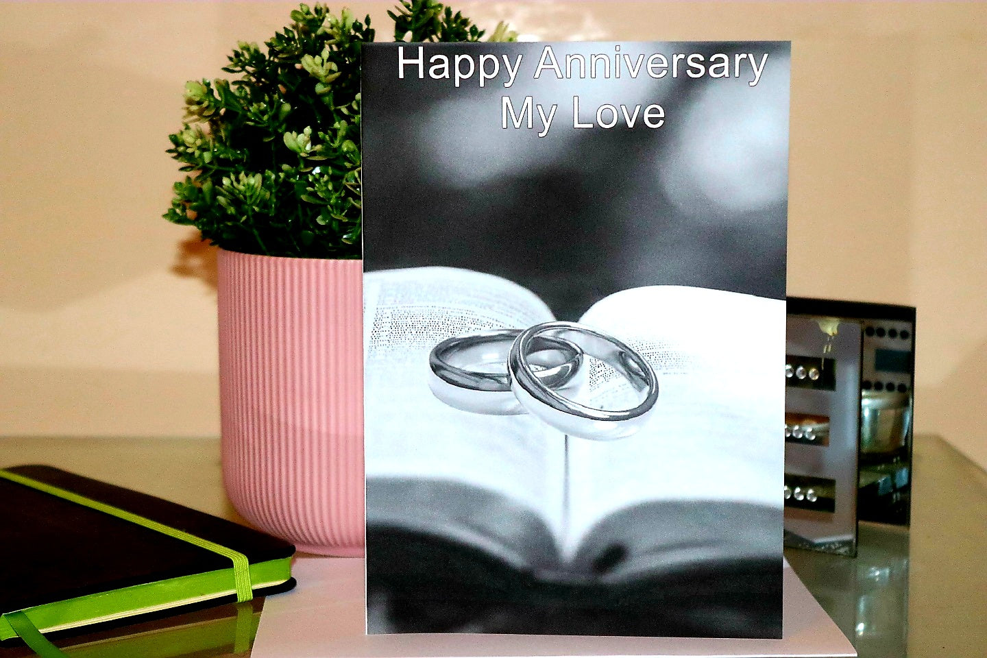 Happy Anniversary - Divine Poetry