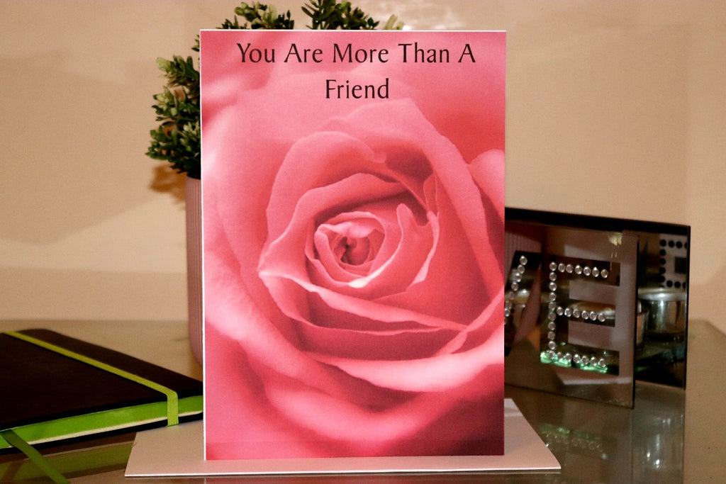 You Are More Than A Friend - Divine Poetry