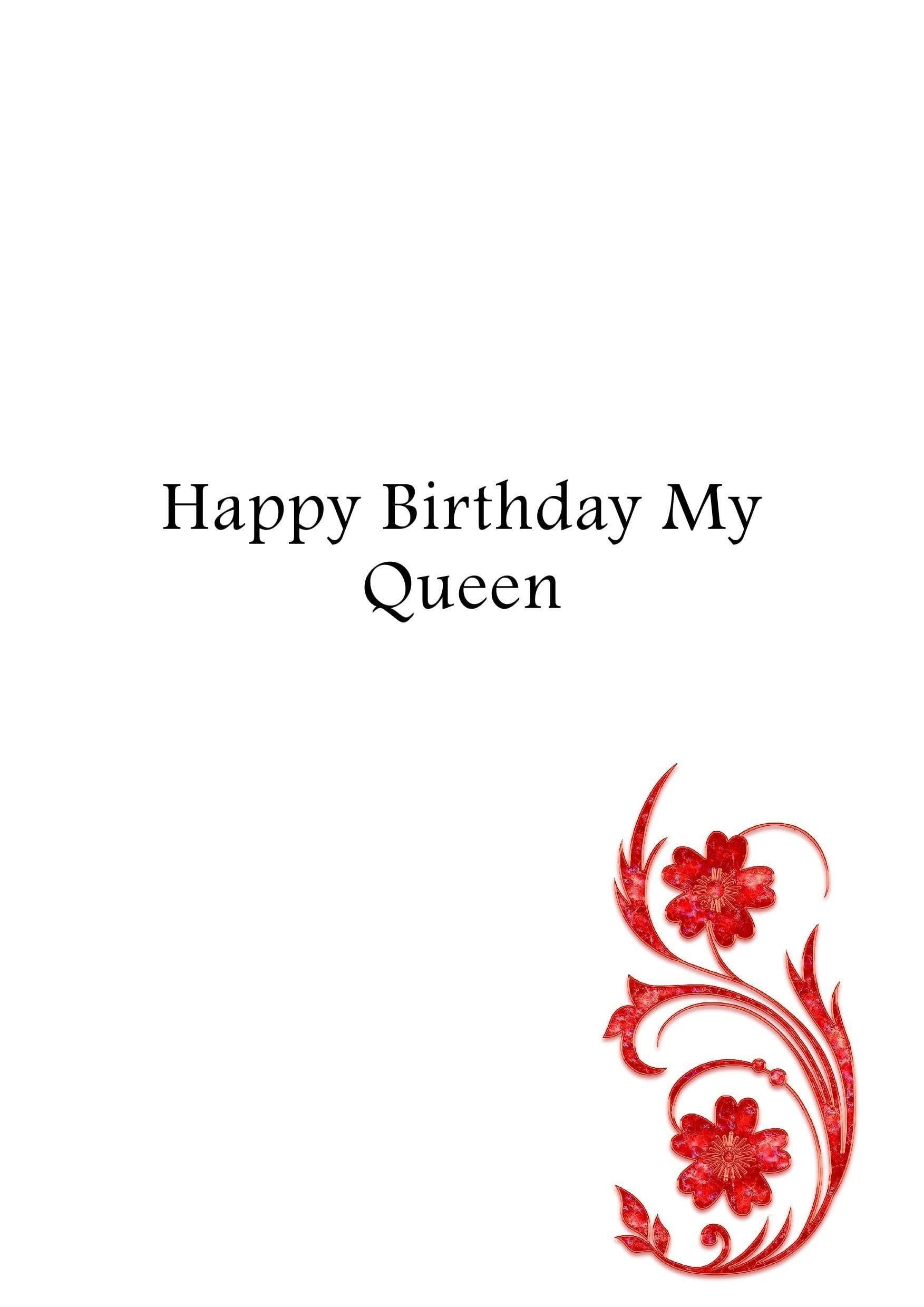 Happy Birthday Queen - Divine Poetry