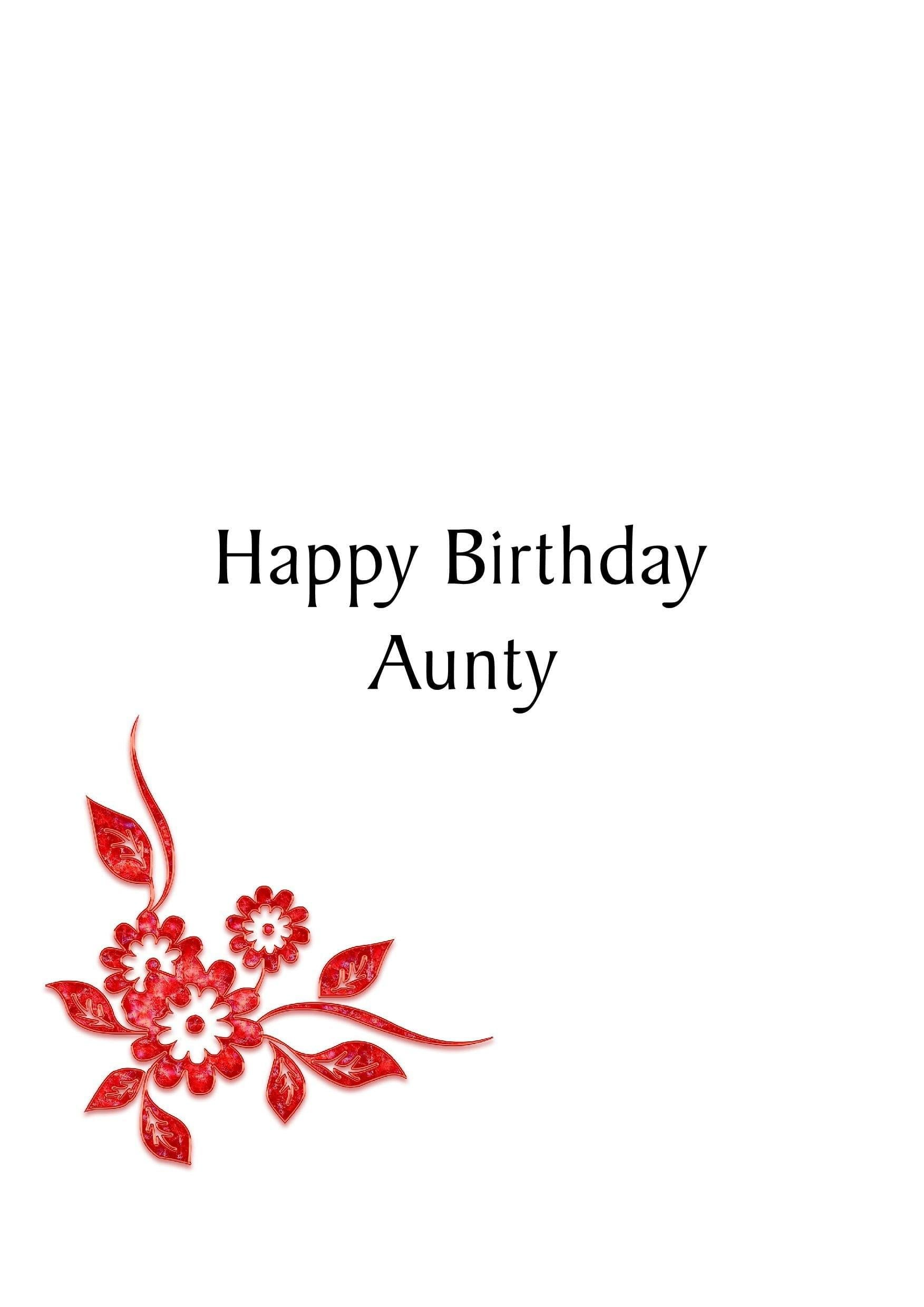 To My Aunty - Divine Poetry