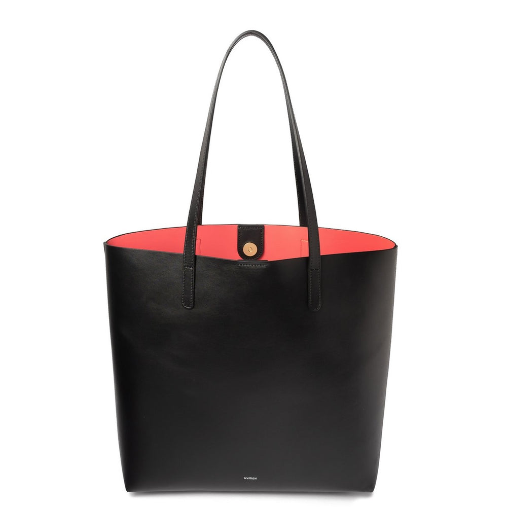 BLACK SHOPPER Hot Coral