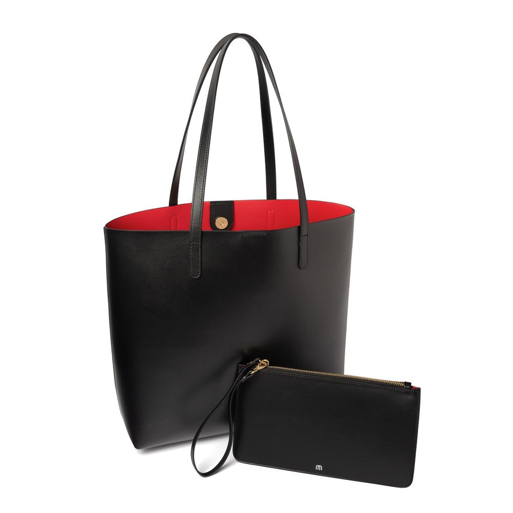 BLACK SHOPPER True Red