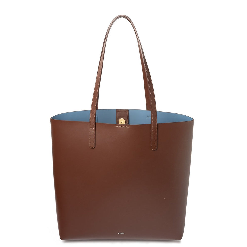 BROWN SHOPPER Dusty Blue