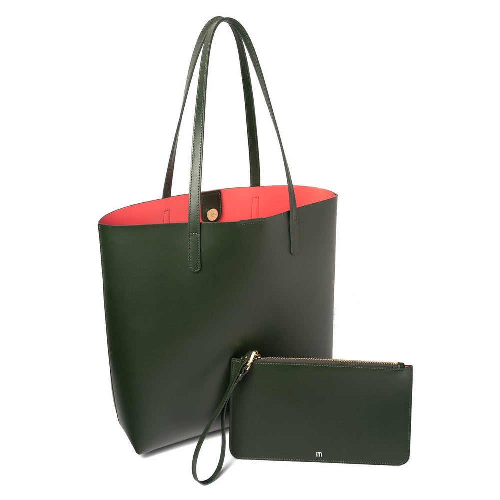 GREEN SHOPPER Hot Coral
