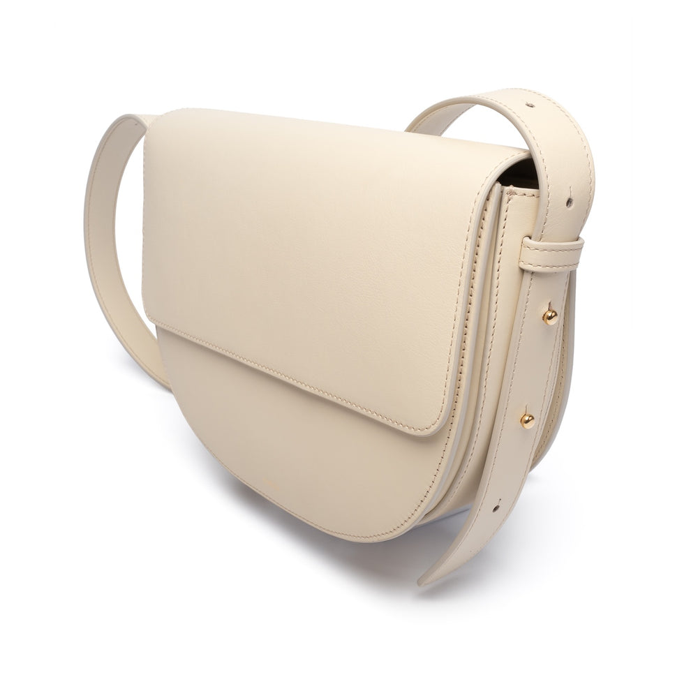 CREAM-WHITE CROSSBODY