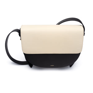 BLACK | CREAM-WHITE CROSSBODY