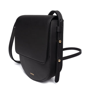 BLACK MINI CROSSBODY