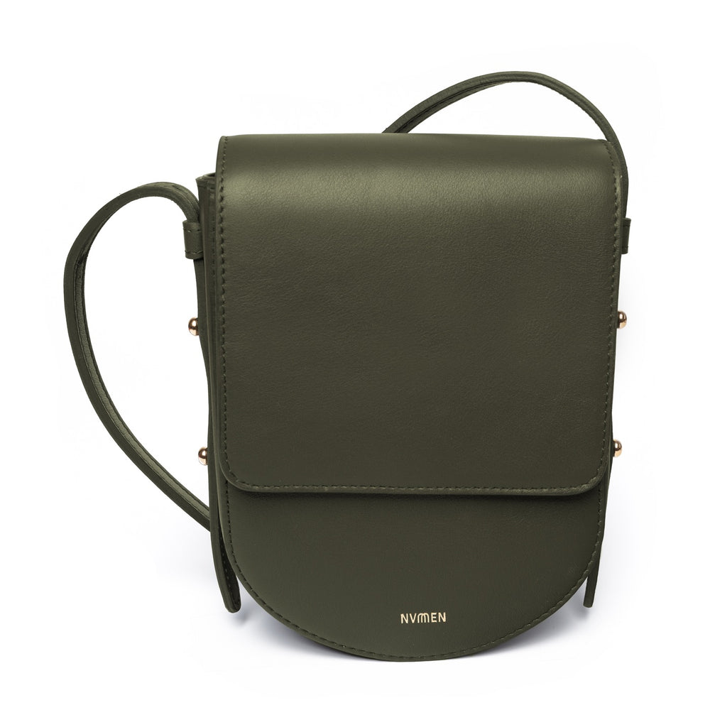 OLIVE GREEN MINI CROSSBODY