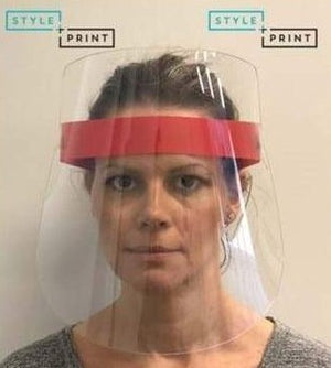 001 - StyleMed Face Shield