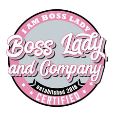 BOSS LADY AND COMPANY BOUTIQUE logo