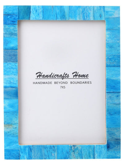 5x7 Photo Frames Handmade Chic - Turquoise
