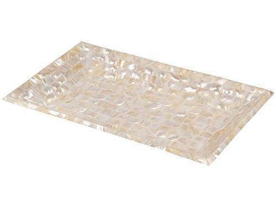 Decorative Serving Tray Breakfast Coffee Table Top 12x7""