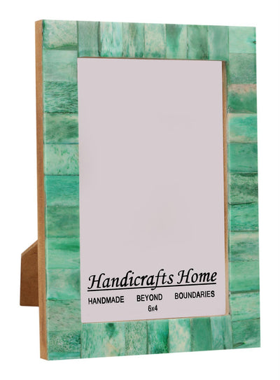 4x6 Photo Frames Handmade Chic Picture Frame - Green