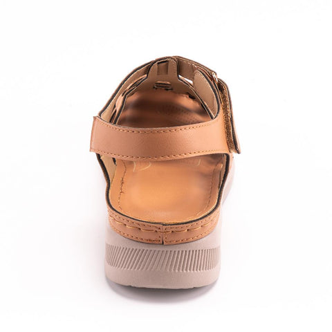 Frauen Casual Breathable Hollow Wedges Sandalen