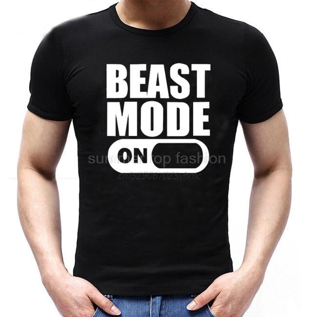 BEAST MODE ON T-shirt