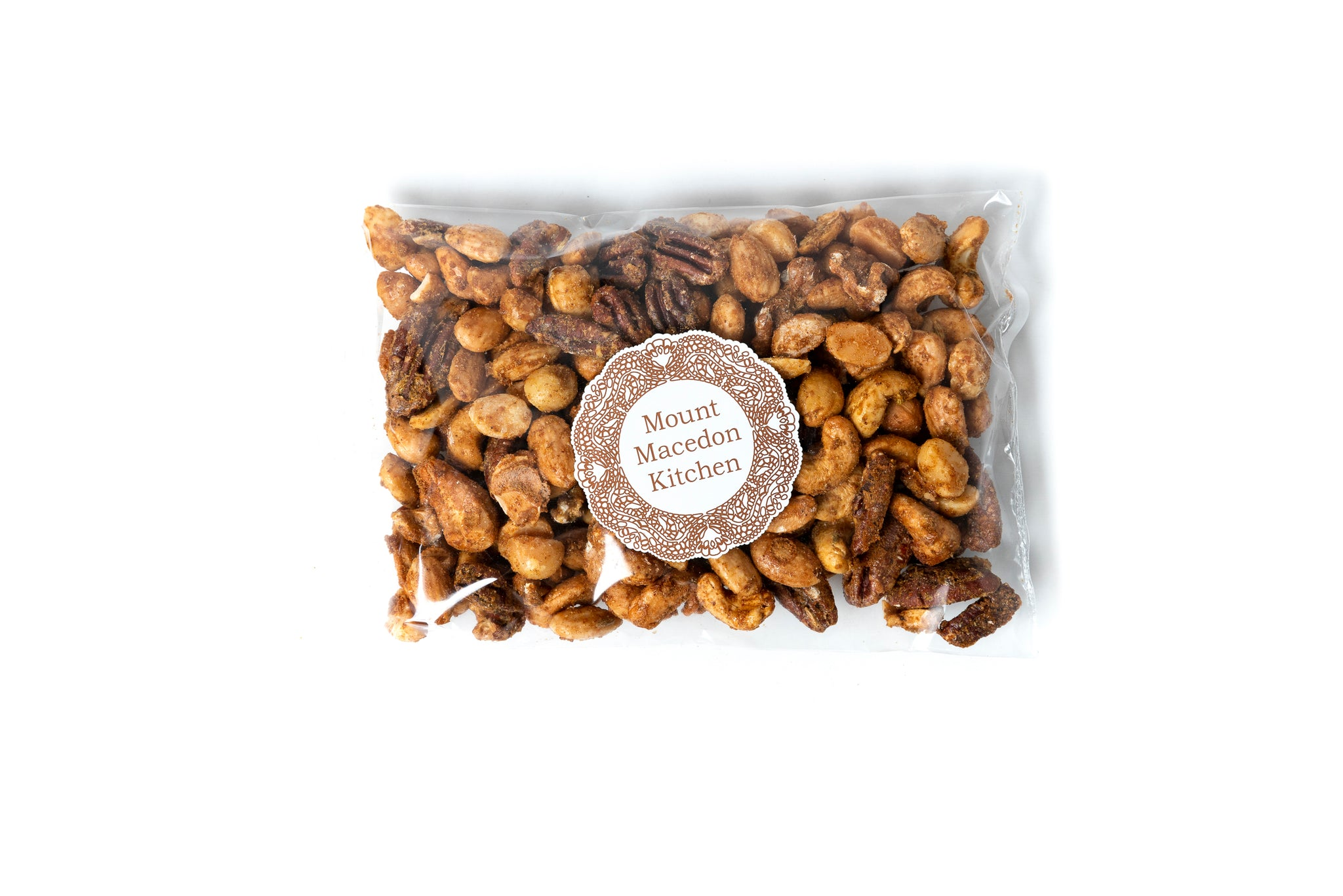 Mount Macedon Kitchen Spiced Nuts