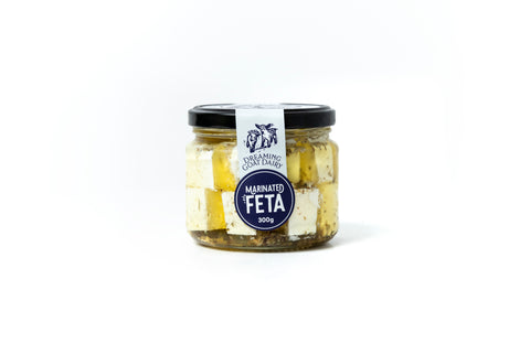 Dreaming Goat Dairy Marinated Feta