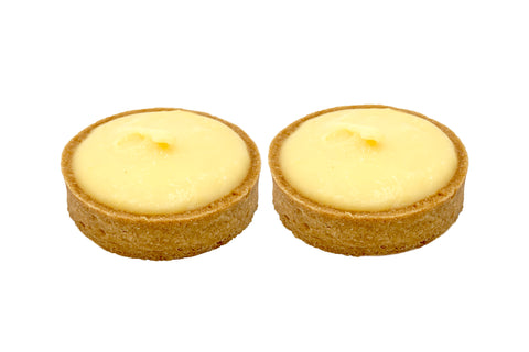 Les Nôtres French Pastries - 2 x Lemon Curd Tarts