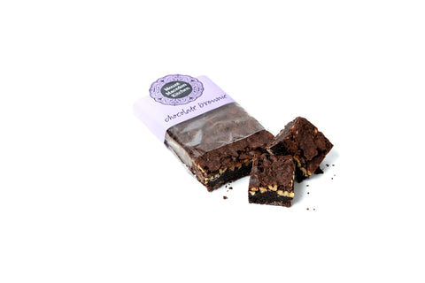 Mount Macedon Kitchen Dark Chocolate & Walnut Brownie