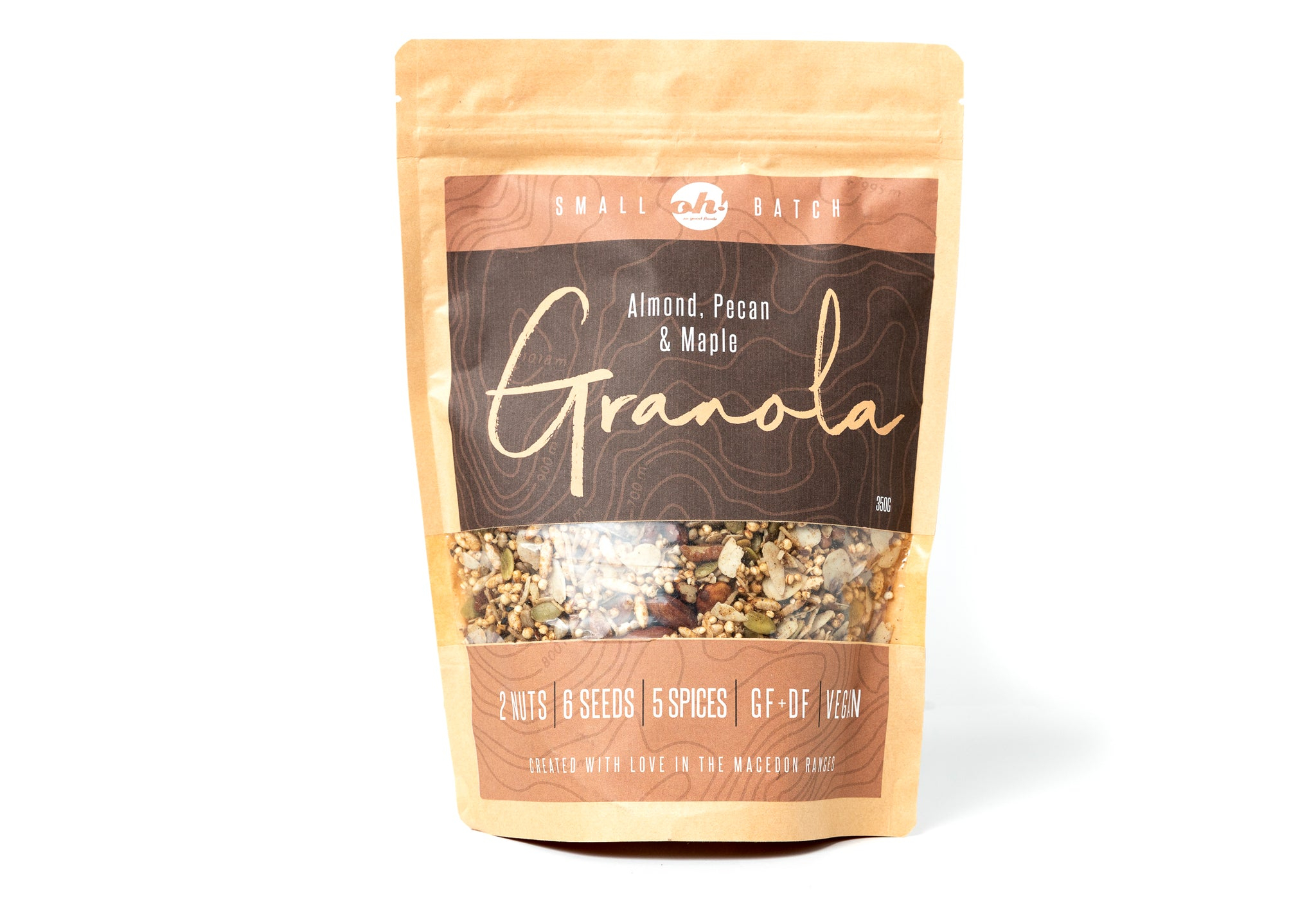 Oh So Good! Granola