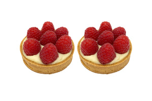 Les Nôtres French Pastries - 2 x Vanilla Bean Berry Tarts