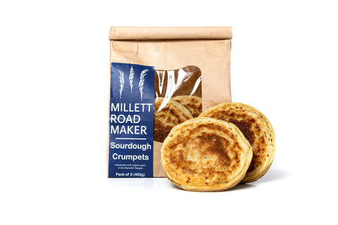 The Millett Road Maker Crumpets