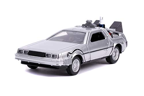 Back to The Future Part II Time Machine 1:32 Die - Cast Vehicle