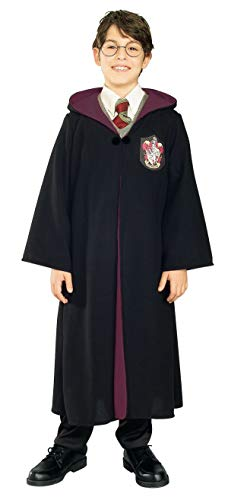 Rubie's Harry Potter Gryffindor Child's Costume Robe, Small, Black